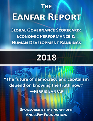 The Eanfar Report: Global Governance Scorecard: Economic Performance & Human Development Rankings
