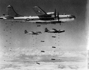 Korean War Bombings